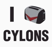 Cylon Crush by Erin DeMoss