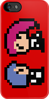 16-bit Team Rocket by ScottW93