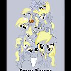 Derpy Phone Cover by Legolord99
