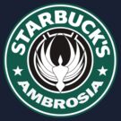 Starbuck's Ambrosia by spaceman300