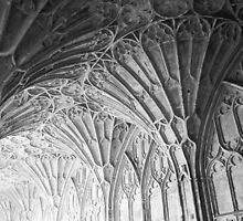 Gloucester Cathedral by Maybrick