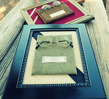 Vintage Spectacles by Minda Grace