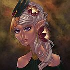 Elven Maiden by Christina Bledsoe