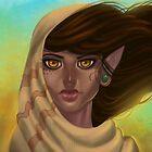 Desert Elf by Christina Bledsoe