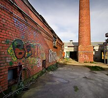 Jackson Tannery - Old Tannery Geelong by Hans Kawitzki