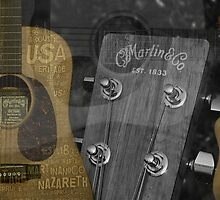 Martin and Co Guitars by James Taylor