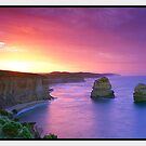 Rising Joy, Port Campbell VIC by Chris Munn