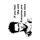 Fight Club Quote; Brad Pitt by KarterRhys