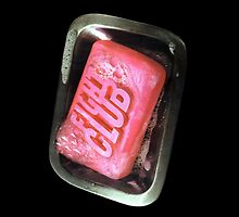 Fight Club Pink Soap Dish by KarterRhys