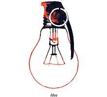 Idea is a powerful weapon by Budi Satria Kwan