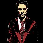 Fight Club; Edward Norton by KarterRhys