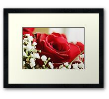 Echoes Of Angels. Framed Print