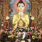 Cute Buddha Poster by BengLim