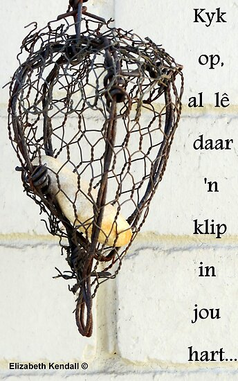 Wees bly! / Be happy! by Elizabeth Kendall