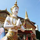 Thai Temple in Penang by BengLim