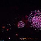 MACY'S FIREWORKS - NEW YORK CITY by KENDALL EUTEMEY