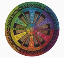 Mandala 43 T-Shirts & Hoodies by mandala-jim