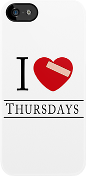 I Love Thursdays- Grey's Anatomy by Stixanimated