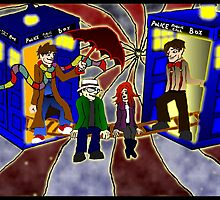 The Three Doctors Pt. XI: 11-11-11 by thebat37