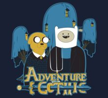 Adventure Gothic by moysche