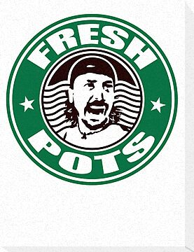 FRESH POTS COFFEE T-SHIRT  by FRESHPOTS