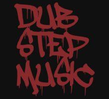 Dubstep Music Kids Clothes