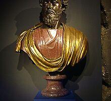 Roman Bust by RichardsPC