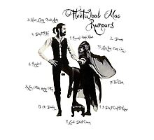 Fleetwood Mac: Rumours Photographic Print
