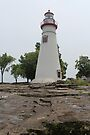 Lighthouse at Marblehead by Bob Hardy