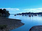 A quiet corner, Opua, New Zealand............! by Roy  Massicks