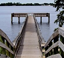 Come On Take a Walk On the Pier by WeeZie