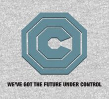 OMNICORP - WE'VE GOT THE FUTURE UNDER CONTROL - ROBOCOP REBOOT Kids Clothes