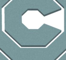 OMNICORP - WE'VE GOT THE FUTURE UNDER CONTROL - ROBOCOP REBOOT Sticker