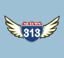 MOTOWN 313: INTERSTATE WINGS by S DOT SLAUGHTER