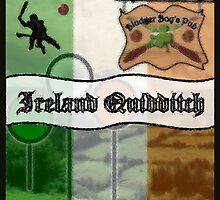 Ireland Quidditch by IN3004
