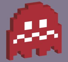 Red Ghost - Pacman Kids Clothes