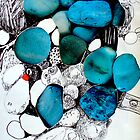 Island pebbles by avalyn