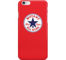 Mutant All Star iPhone Case/Skin