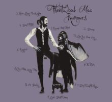 Fleetwood Mac: Rumours Kids Clothes