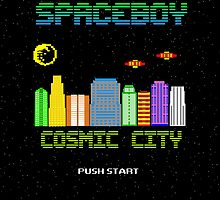Cosmic City by surlana