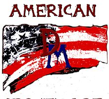 All-American Nightmare Design I by DMurdoch1388