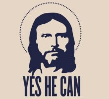 Jesus yes he can by WAMTEES