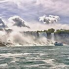 Maid of the Mist by Bill  Watson