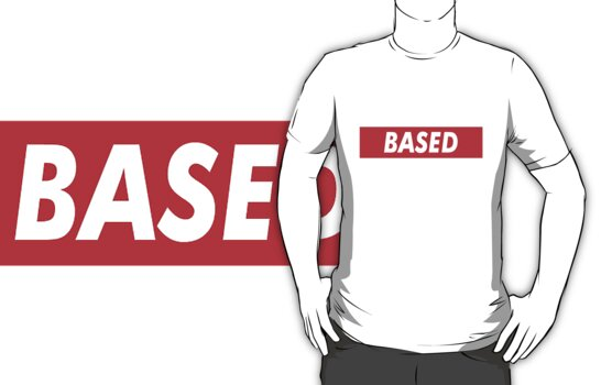 Based Obey Tee Design by Oscar Gonzalez