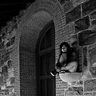 Self Portrait- Abandoned Church, NY by MJD Photography  Portraits and Abandoned Ruins