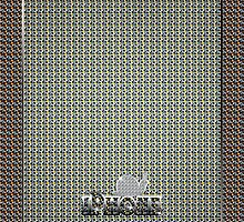 Bling-Bling style iPhone case with snail motif  by Moonlake