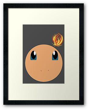 Charmander Ball by Rjcham