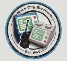 Brick City Eletronics by staticfx