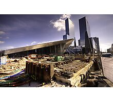 This Could be Rotterdam Photographic Print