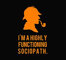 I'm not a psychopath. by Lucy Wang